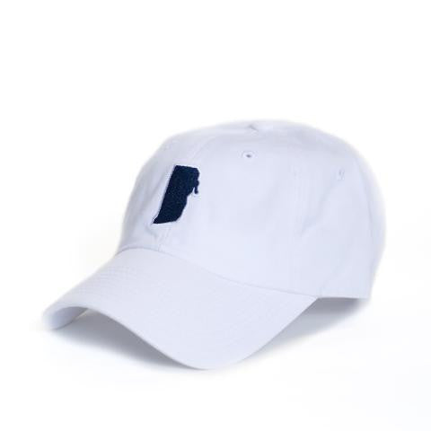 Rhode Island Kingston Gameday Hat White