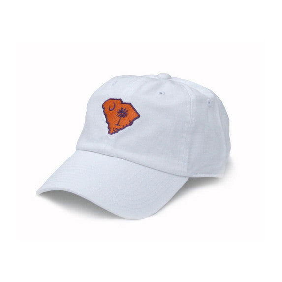 South Carolina Clemson Gameday Hat White