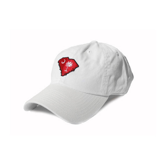 South Carolina Columbia Gameday Hat White
