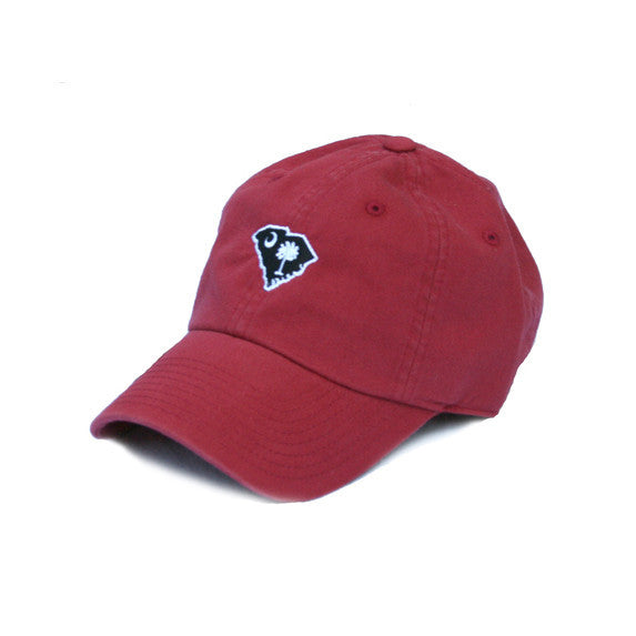 ab3fda6d3a3 South Carolina Columbia Gameday Hat Garnet – State Traditions