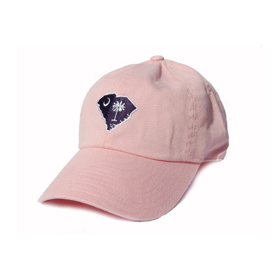 South Carolina Traditional Hat Pink