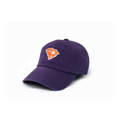South Carolina Clemson Gameday Hat Purple