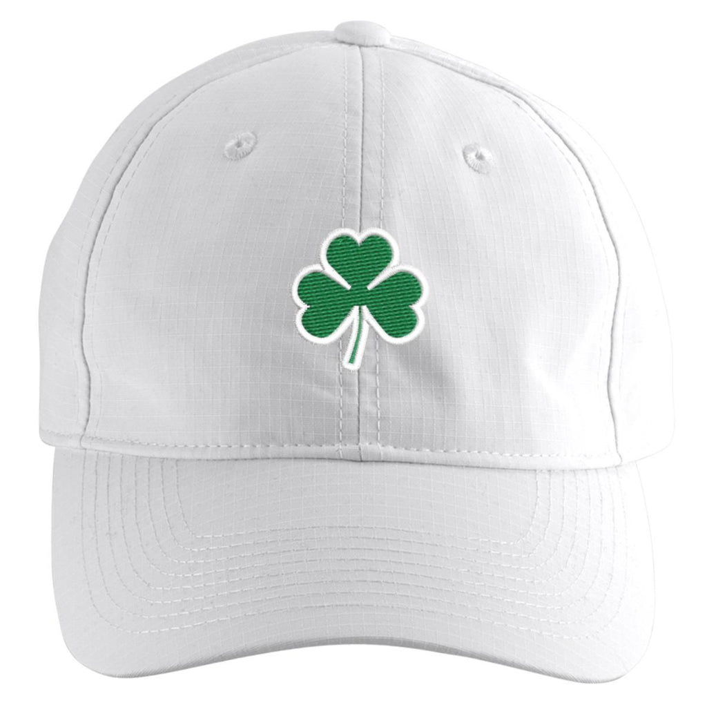 Shamrock Performance Hat White