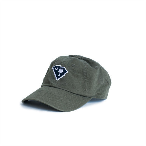 South Carolina Traditional Hat Olive