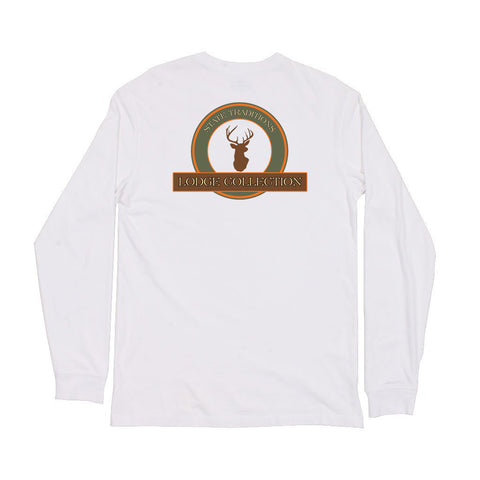 Lodge Collection Stag T-Shirt