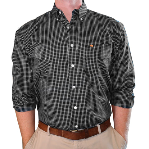 "Oklahoma Stillwater ""McDowell"" Buttondown"
