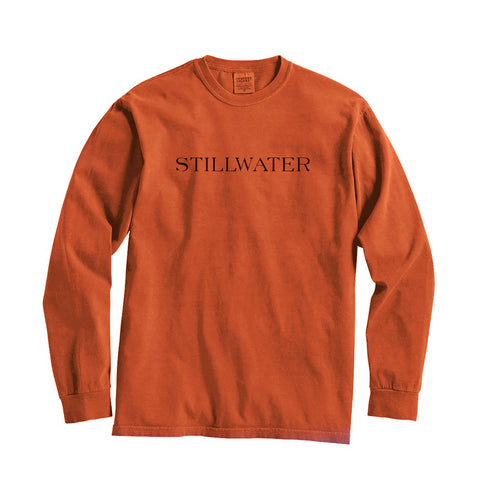 Oklahoma Stillwater City Series Long Sleeve T-Shirt