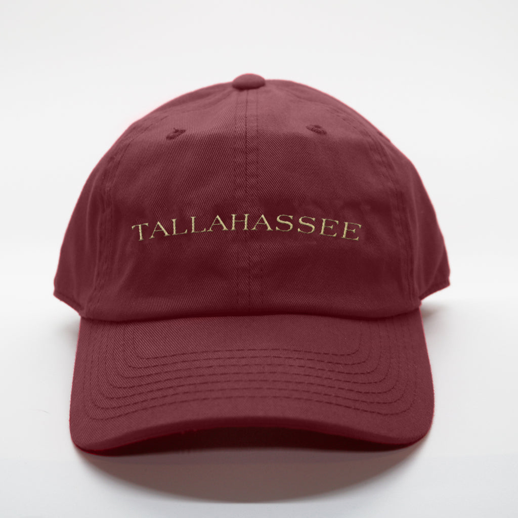 Florida Tallahassee City Series Hat