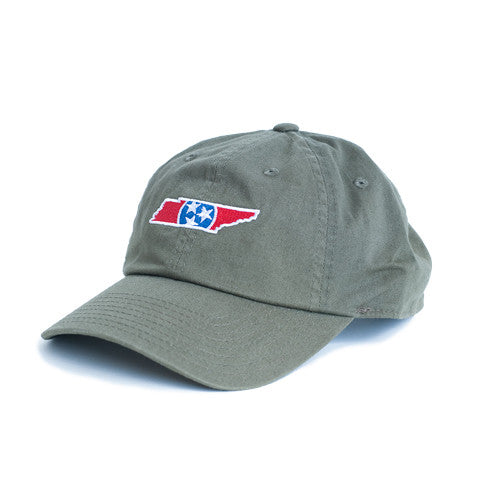 Tennessee Traditional Hat Olive