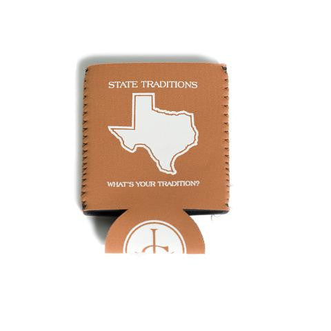 Texas Austin Gameday Koozie Orange