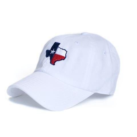 Texas Traditional Hat White