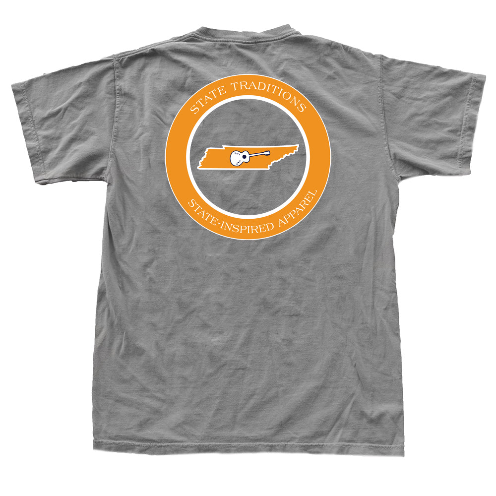 Tennessee State Icon T-Shirt