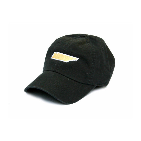 Tennessee Nashville Gameday Hat Black