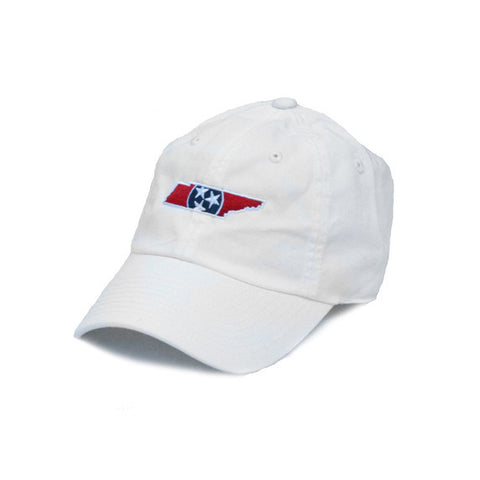 Tennessee Traditional Hat White