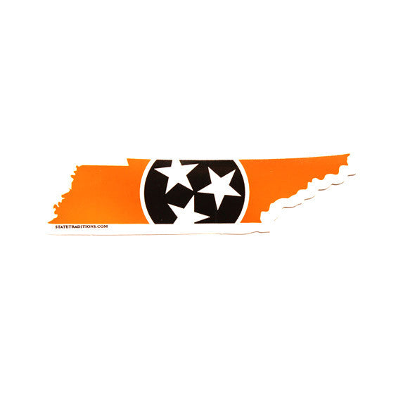 Tennessee Knoxville Traditional Sticker