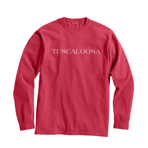 Tuscaloosa Series Long Sleeve T-Shirt