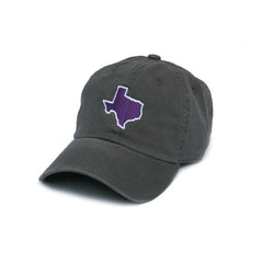 Texas Fort Worth Gameday Hat Charcoal