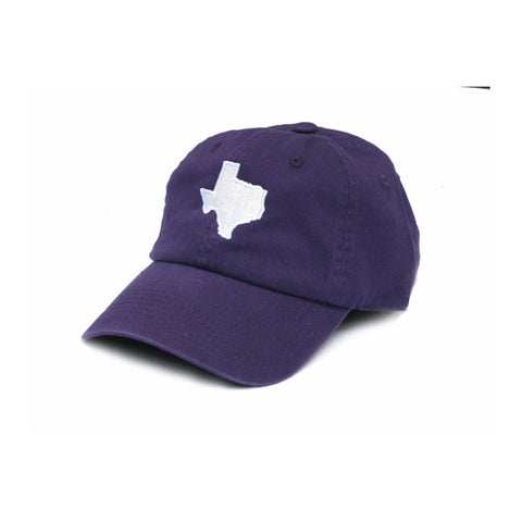 Texas Fort Worth Gameday Hat Purple