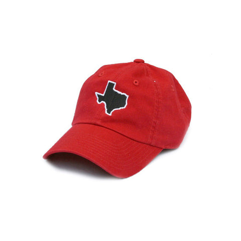 Texas Lubbock Gameday Hat Red