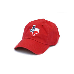 Texas Traditional Hat Red