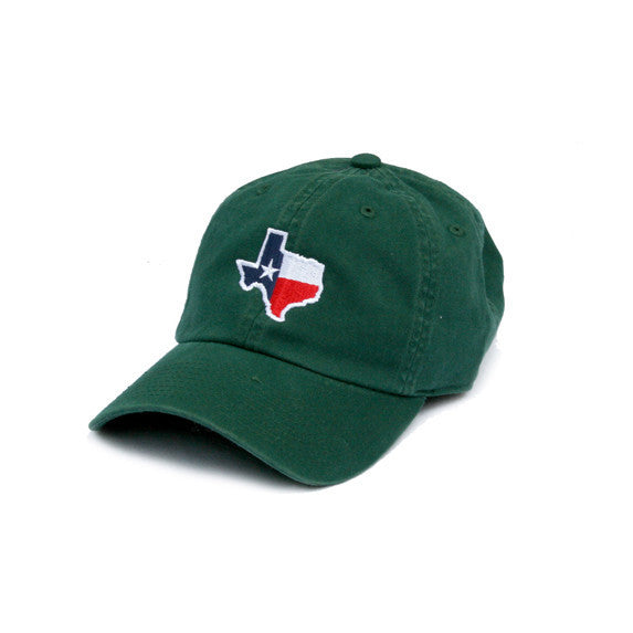 Texas Traditional Hat Green