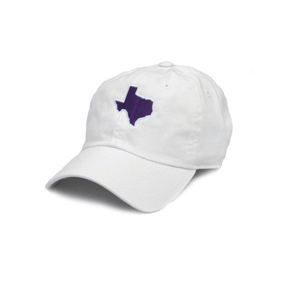 Texas Fort Worth Gameday Hat White