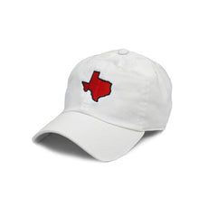Texas Lubbock Gameday Hat White