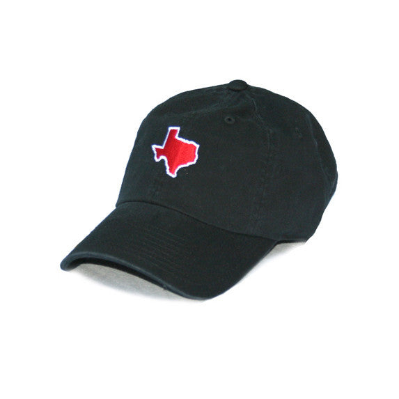 Texas Lubbock Gameday Hat Black