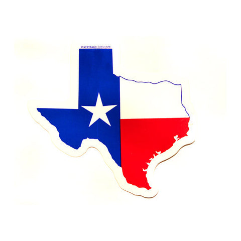 Texas Traditional Sticker