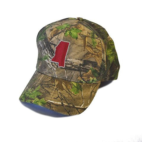 Mississippi Starkville Gameday Youth Hat Camo