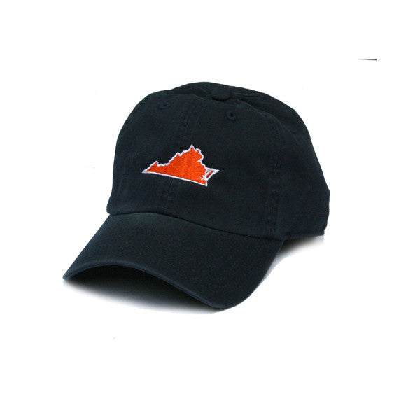 Virginia Charlottesville Gameday Hat Navy
