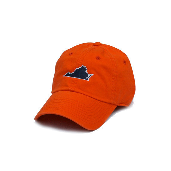 Virginia Charlottesville Gameday Hat Orange