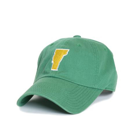 Vermont Burlington Gameday Hat Green