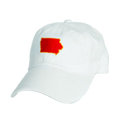 Iowa Ames Gameday Hat White