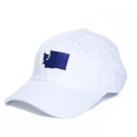 Washington Seattle Gameday Hat White