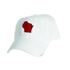 Wisconsin Madison Gameday Hat White