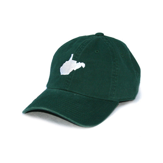 West Virginia Huntington Gameday Hat Green