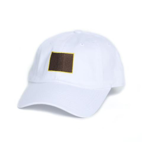 Wyoming Laramie Gameday Hat White