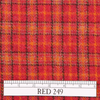 Wool - Red 249