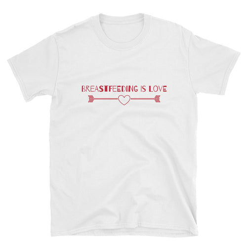 Is Love T-Shirt