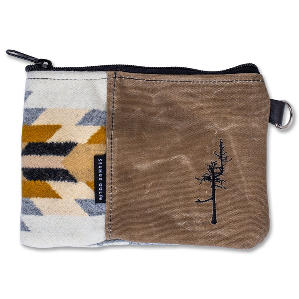 Zippered Valuable Pouch- All Logos