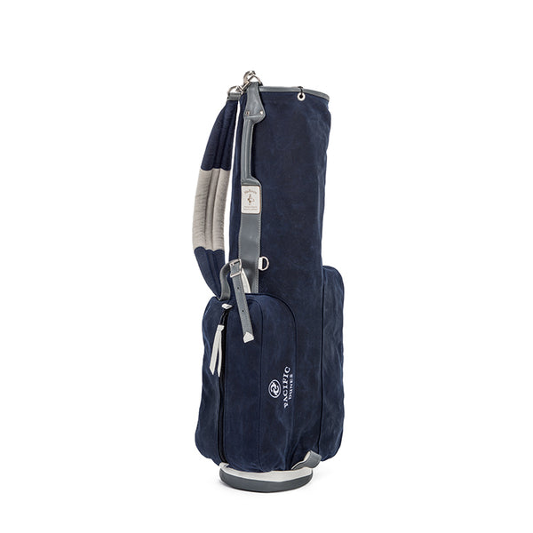 Waxed Canvas Golf Bag- Pacific Dunes