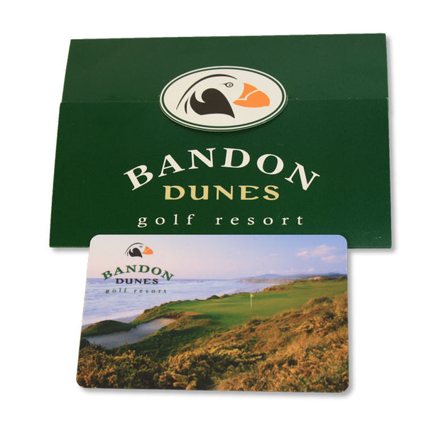 Bandon Dunes Golf Resort Gift Cards