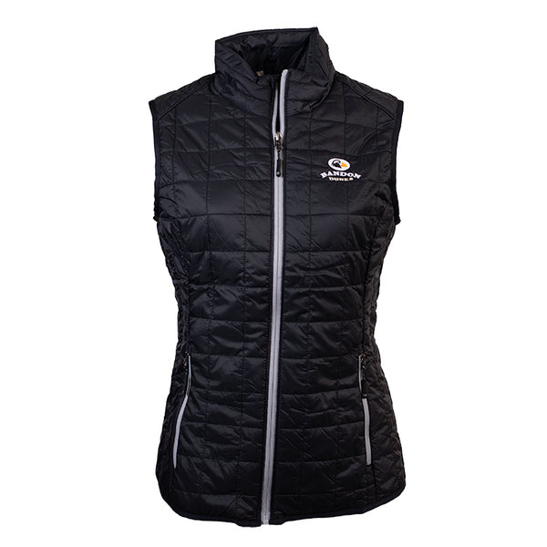 Ladies' Rainier Vest- Bandon Dunes