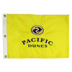Pacific Dunes Course Flag
