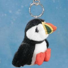 Key Chain Puffin
