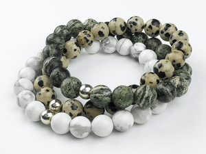 """Natural Self"" Bracelet Set"