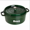 Staub Cast Iron Round French Oven Cocotte 7Qt