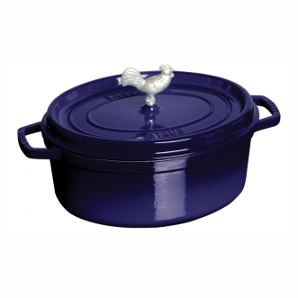 Picture of Staub Oval French Oven Cocotte Coq Au Vin