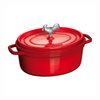 Staub Oval French Oven Cocotte Coq Au Vin